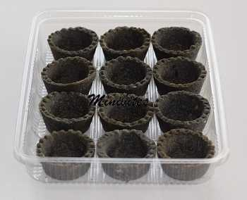 black orre tartlets